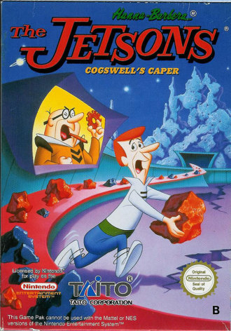 The Jetsons Cogswell´s Caper
