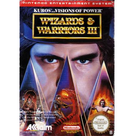 Wizards & Warriors 3