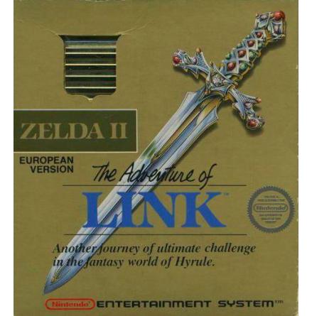 Zelda II The Aventure of Link