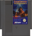 Iron Sword - Wizards & Warriors II