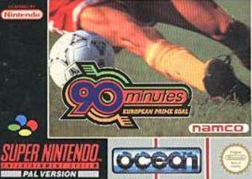 90 Minutes European Prime Goal