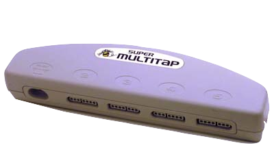 SNES Multitap